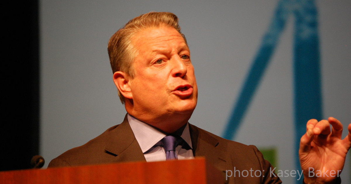 'We Really Need to Wake Up Quickly': Al Gore Warns of a Looming Food Crisis Caused by Climate Change
