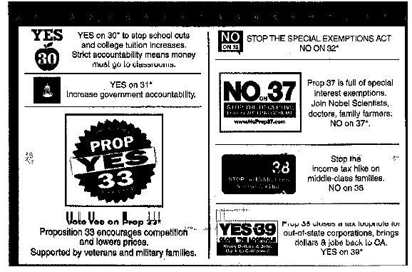 essay on prop 37 Prop 37 would require labeling of any raw or processed food that is made from  plants or animals which have had their genetic material altered the measure.