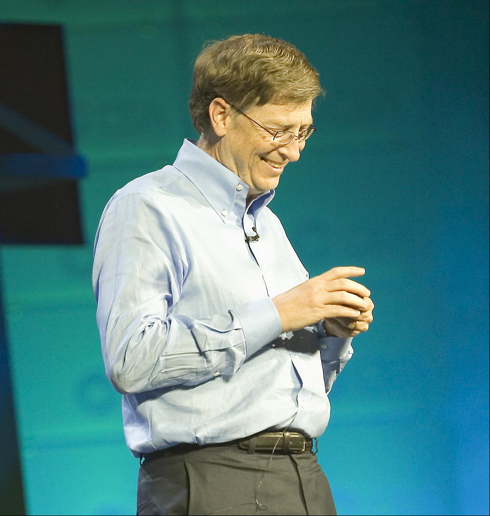 bill gates a catalyst for change essay Microsoft co-founder bill gates announced thursday that his foundation will invest more than $17  the foundation will serve as a catalyst for change, gates said, .