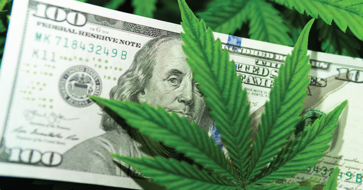 US House Passes 'Hugely Important' Bill To Let Legal Marijuana Businesses Access Banks