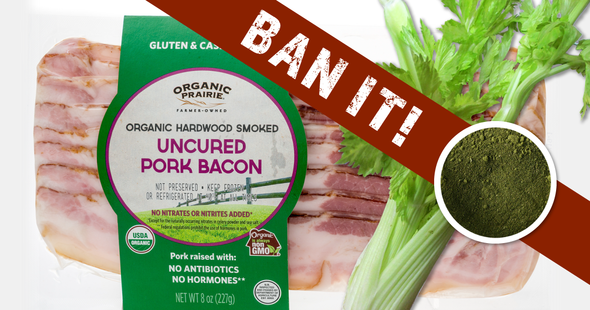 Get This Cancer-Causing Substance Out of Organic Meats!