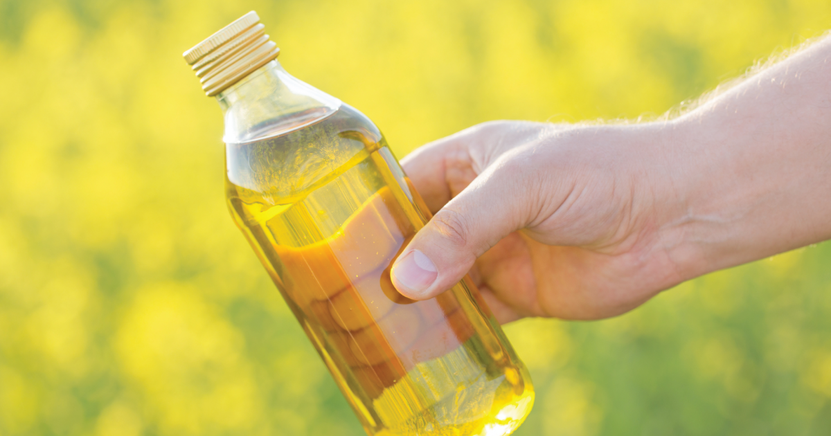 Canola Oil — When a Great Oil Isn't so Great After All