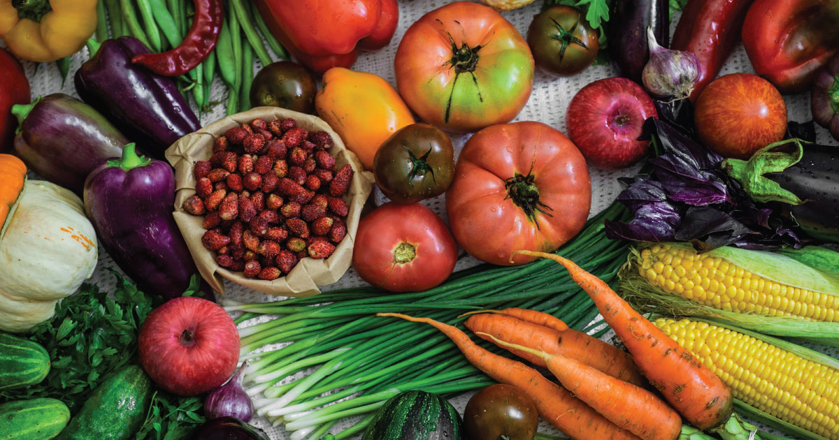 Controlled Trial Study Shows Healthy Foods Reduce Depression
