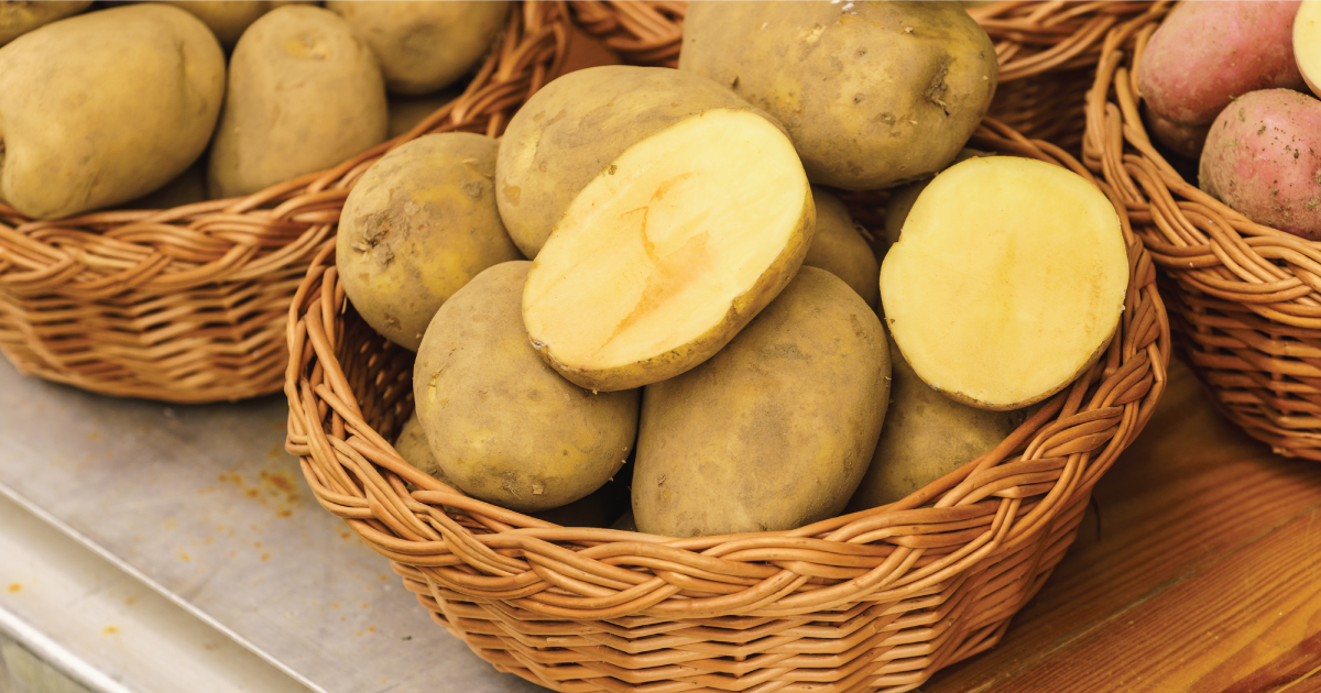 GMO Potatoes Are Here - How to Avoid Them