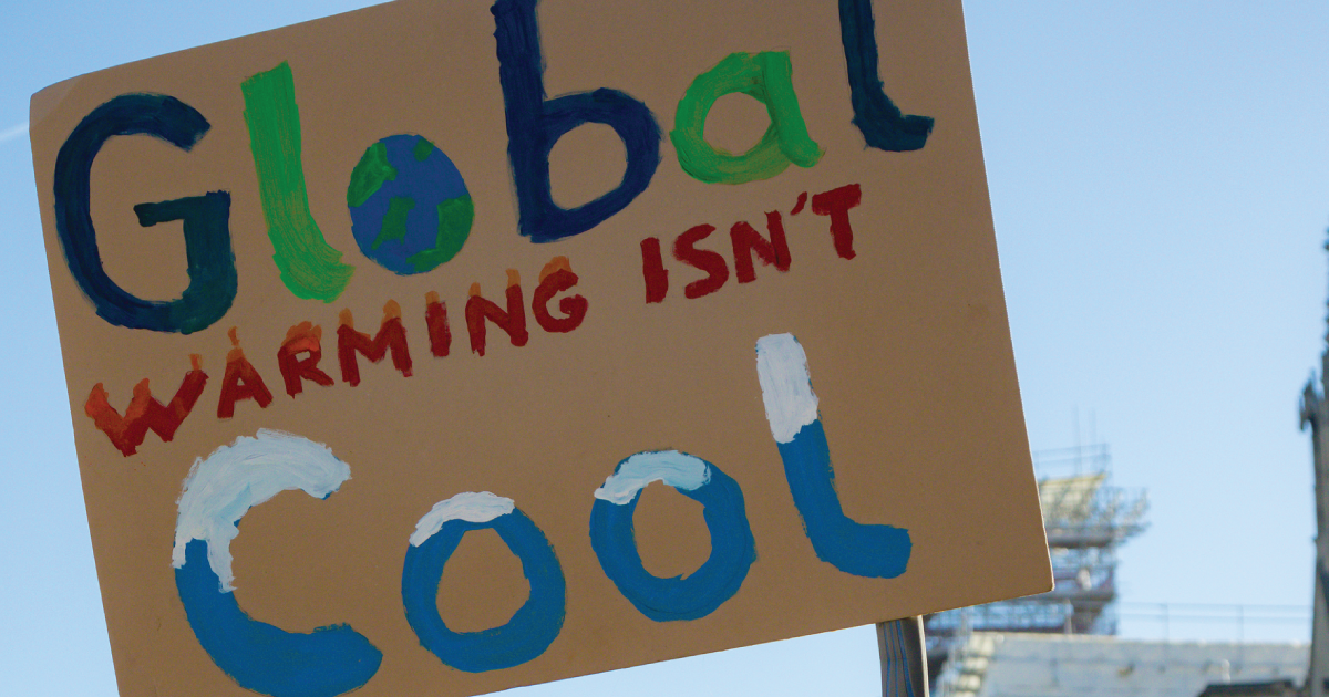 The Climate Kids Are All Right