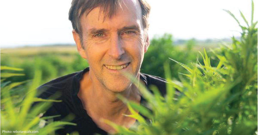 RE Botanicals Founder John Roulac Leads Hemp Industry Towards a Glyphosate Residue Free World