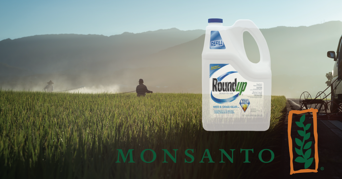 Court Documents Reveal Monsanto's Efforts to Fight Glyphosate's 'Severe Stigma'