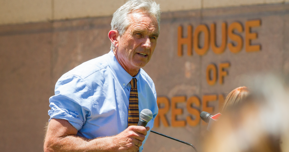 Robert F. Kennedy, Jr.'s Response to 'The Message of Measles' — What