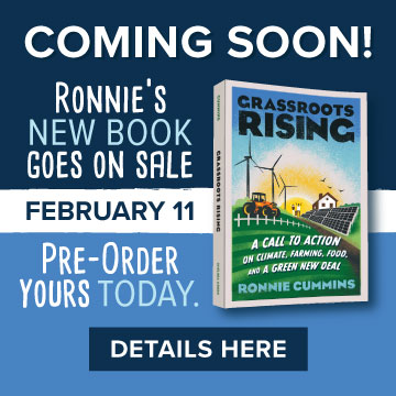 Pre-order Ronnie's New Book, Coming February 11