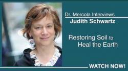 Dr. Mercola Interviews Judith Schwartz About Restoring The Soil To Heal The Earth