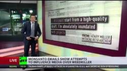 Weeding Out Critics: Monsanto tries to influence media over weedkiller