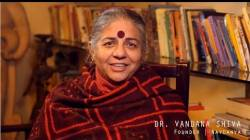 We Are All Seeds - A New Year Message from Dr. Vandana Shiva for 2015