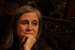 Amy Goodman of Democracy Now!