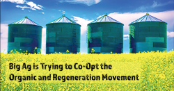 Big Ag is Coopting Regenerative and Organics