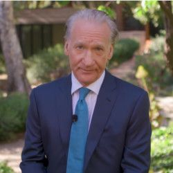 still from episode of Real Time with Bill Maher