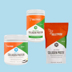BulletProof Collagen supplements