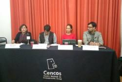 Cencos Press Conference