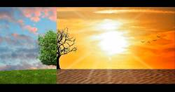 duality of climate change