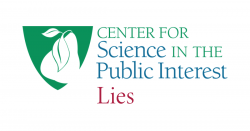 """The Center for Science in the Public Interest Lies"""