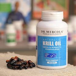 Dr. Mercolas Krill Oil