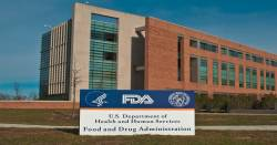 FDA center building