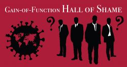 'Gain-of-Function Hall of Shame'