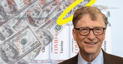 Bill Gates, money, and the Covid vaccine.