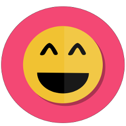 laughing icon emoji