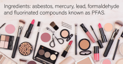 Cosmetic ingredients.