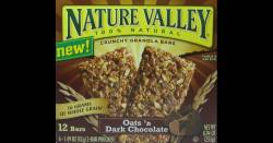 Nature Valley mislables it's food as 'natural' and 'healthy'