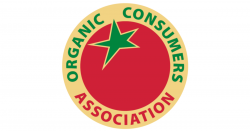 logo for the Organic Consumers Association