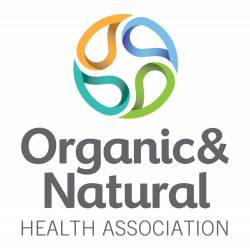 Organic and Natural Health Association logo