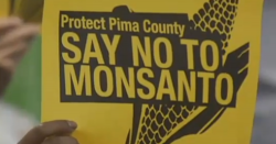 Protest of Monsanto in Pima County Arizona
