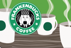 Starbucks Frankenbucks Coffee