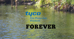 Forever chemicals by Tyco