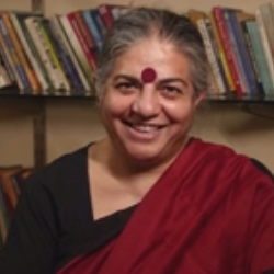 Vandana Shiva Message for Mother Earth Day