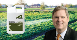Tom Vilsack and dicamba