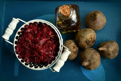 The Benefits of Fermented Beets