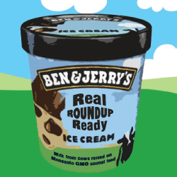 Ben and Jerrys Roundup Ready Ice Cream