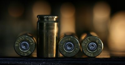 ammunition for a 9mm luger