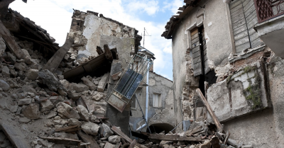 the weird way that climate change could make earthquakes worse