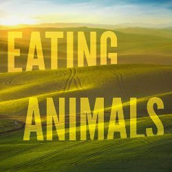 logo for the film Eating Animals