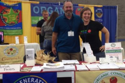 OCA Booth at FFA National Convention