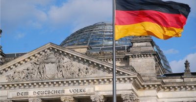 Reichstag, German Parliament