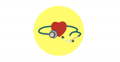 clipart of heart and stethescope
