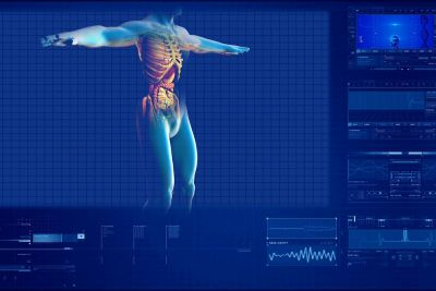 3d imaging of the human digestive system