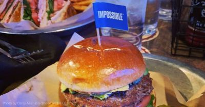 Impossible Burger.