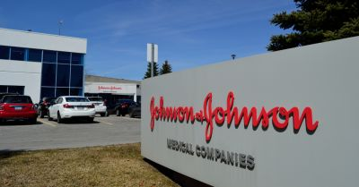 North American headquarter offices of Johnson and Johnson