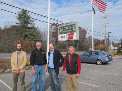 Maine Hardware Stores Lauded for Dropping Synthetic Pesticides, Fertilizers
