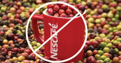 No to Nescafe.
